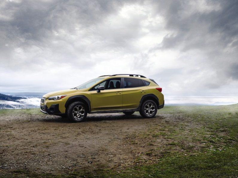 Subaru Crosstrek Sport del 2021 – Mejor estilo y más rendimiento